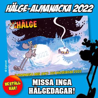 Hälge Almanacka 2022