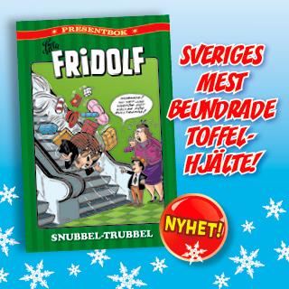 Lilla Fridolf presentbok 3