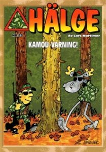 Hälge Album 23 - Kamou-varning!