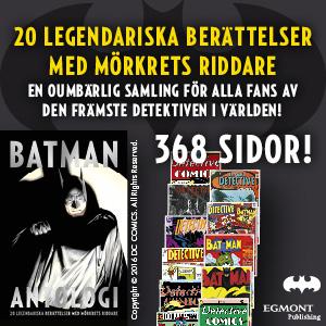 Batman Antologi köp den idag