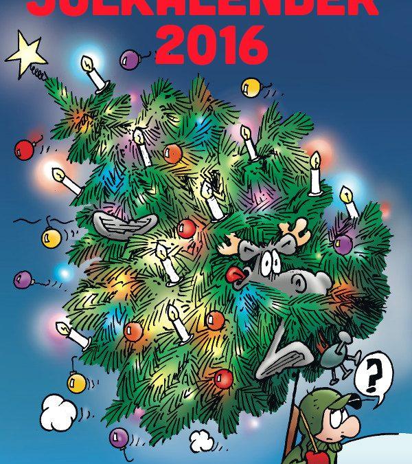 Nu börjar Hälges julkalender