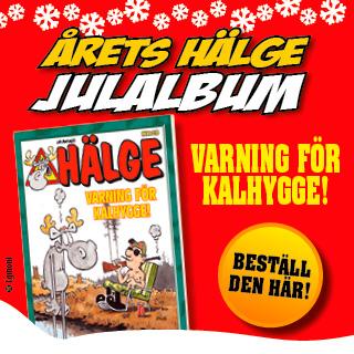 Hälge - julalbum nr 28