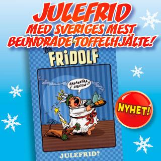 Lilla Fridolf presentbok 2